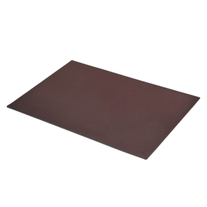 Desk Pad Palladio Real Leather Brown