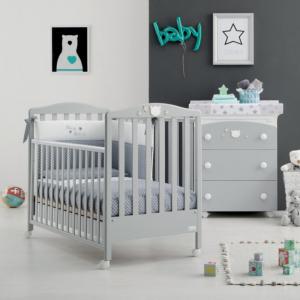 Cameretta completa lettino e Bagnetto | Baby Dream by Azzurra Design