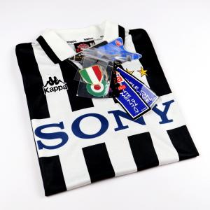 1995-96 Juventus Maglia Home L *Nuova