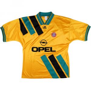 1993-95 Bayern Monaco Maglia Away XL