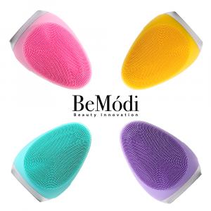 Cepillo Sonico para la limpieza facial BeModi- Rosado