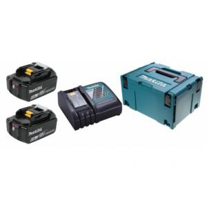 HR140DSMJ MAKITA TASSELLATORE 10.8V 2 Batterie