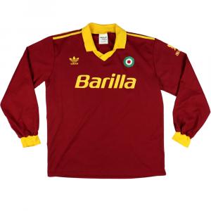 1991-92 Roma Maglia Home M (Top)