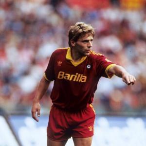 1991-92 Roma Pantaloncini Home L (Top)