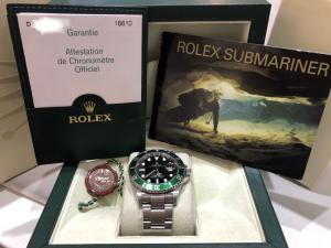ROLEX  Submariner  16610LV