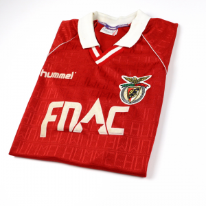 1989-91 Benfica Maglia Home XL (Top)