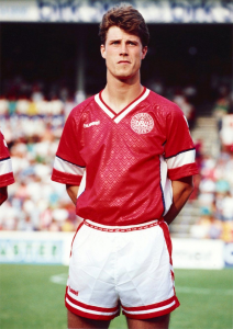 1990-92 Danimarca Pantaloncini XXL
