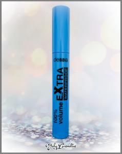 Debby Mascara 100% volume extra Waterproof