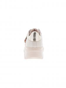 Sneakers STOKTON 756-D-FW20-U Bottalato Beige+Elastico