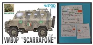 """VM90P """"SCARRAFONE"""""""
