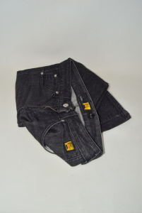 Jeans Woman Gray Roy Rogers Tg 40