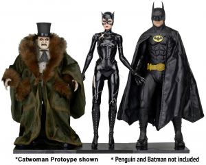 *PREORDER* Batman Returns Action Figure: BATMAN (Michael Keaton) by Neca