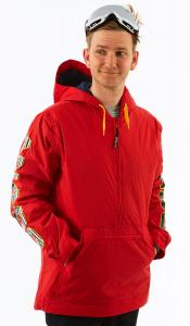 Giacca Snowboard Analog Chainlink Anorak