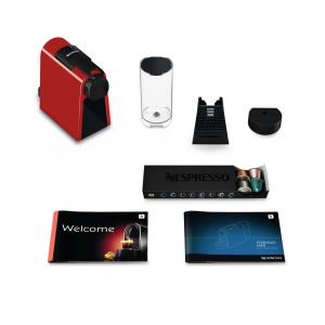 DeLonghi Essenza Mini EN 85.R macchina per caffè Macchina per caffè con capsule 0,6 L Automatica