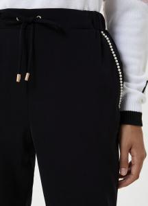 LIU JO SPORT TF0132T4634 pantalone tasche,cintone elastico e coulisse