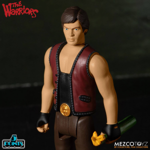 *PREORDER* The Warriors Action Figures: Serie Completa by Mezco Toys