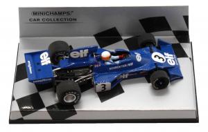 Tyrrell ford 007 J. Scheckter Winner Swedish Gp 1974 1/43