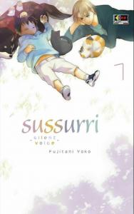Sussurri (Silent Voice) serie completa 1-6