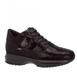 Sneakers Donna Interactive Nero HOGAN HXW00N05640O4HB999 -20