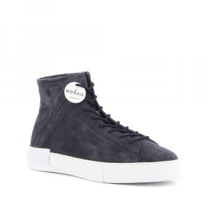 Sneaker Hi-Top Rebel Blu HOGAN HXM5260CW10BTMU801 -20