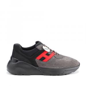 Sneaker Active One Grigio, Rosso HOGAN HXM4430BR10O8E785P -20