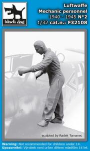 Luftwaffe mechanic personnel N°2