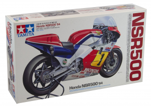 Kit Honda Nsr500 1984 1/12