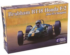 Kit Auto Brabham Bt18 Honda F2 1966 1/20