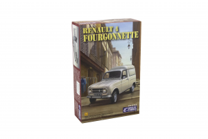 Kit Renault 4 Fourgonnette 1/24