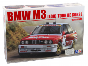 Kit Bmw M3 E30 Tour De Corse 1989 Rally Version 1/24