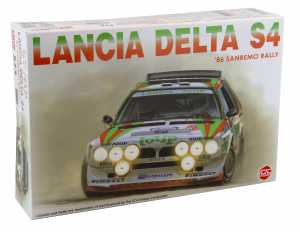 Kit Lancia Delta S4 Totip Sanremo 1986 1/24