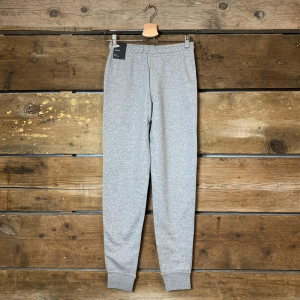 Pantalone Donna Nike Sportswear Essential Grigio Chiaro