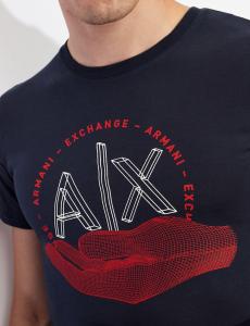T-shirt uomo ARMANI EXCHANGE slim fit