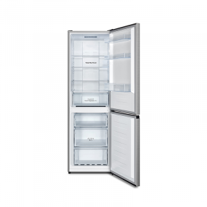 Hisense RB390N4AC20 frigorifero con congelatore Libera installazione Acciaio inossidabile 300 L A++