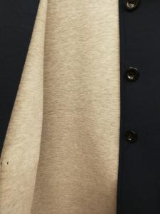 Cappottino blu  | cappotti neoprene vendita online