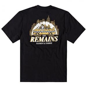T-Shirt Element Flint Black