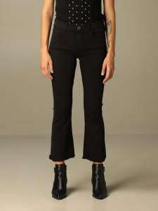 SHOPPING ON LINE PINKO JEANS CROPPED FANNIE 11 NEW COLLECTION WOMEN'S FALL WINTER 2020/2021