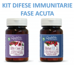 KIT NOVITA' Difese Immunitarie Fase Acuta