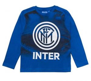 Maglietta Inter Manica Lunga per Bambino