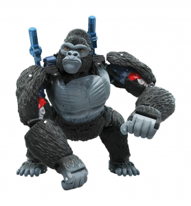 Transformers Generations War for Cybertron Action Figures: CLASS VOYAGER - OPTIMUS PRIMAL by Hasbro
