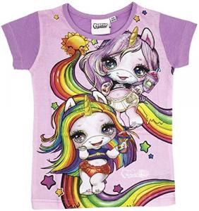T-Shirt Poopsie Bambina Mis. da 3 a 8 Anni
