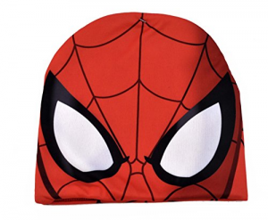 Cappello Spiderman bambino con busta regalo