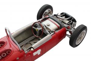 Ferrari Dino F1 1961 Masstab  Shark Nose 1/12