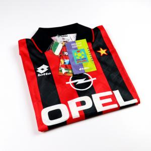 1994-95 Ac Milan Maglia Home L/XL/XXL *Nuova
