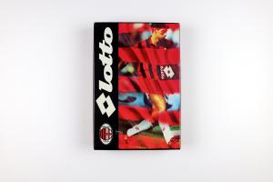 1994-95 Ac Milan Maglia Home Ragazzo *Nuova