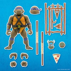 *PREORDER* Teenage Mutant Ninja Turtles: Ultimates Action Figure Serie 4 DONATELLO by Super 7