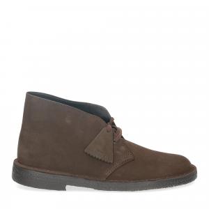 Clarks Original Desert Boot brown suede-2