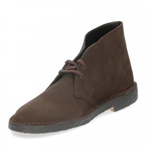 Clarks Original Desert Boot brown suede-4