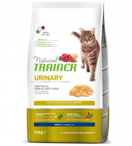 Trainer Natural - Cat Adult - Urinary - 1,5 kg