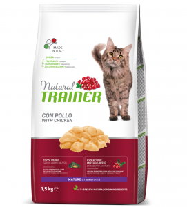 Trainer Natural Cat - Mature - 1.5 kg